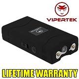 VIPERTEK VTS-880 60 MV Rechargeable Police Mini Stun Gun + Taser Case