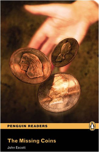 The Missing Coins: Level 1 (Penguin Readers Simplified Text)