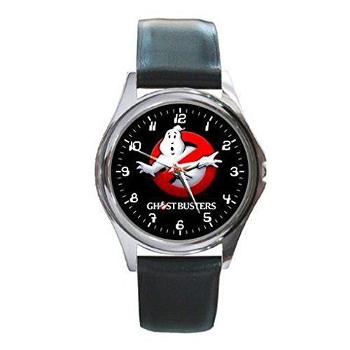 Ghostbusters Watch Leather Band