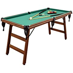Home Styles The Real Shooter 6-Feet Pool Table by Home Styles