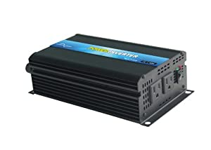 NIMTEK NMM1000 Pure Sine Wave Off-grid Inverter, Solar Inverter 1000 Watt 36 Volt DC To 110 Volt AC by NIMTEK