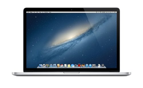 Apple ME664B/A 15-inch MacBook Pro with Retina Display (Launched Feb 2013) (Quad-Core i7 2.4GHz Processor, 8GB RAM, 256GB Flash, HD Graphics 4000, GeForce GT 650M 1GB, MAC OS X Mountain Lion)