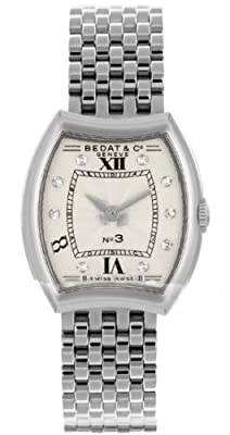 Bedat & Co. Women's 304.011.109 No.3 Diamond Quartz Watch