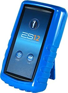 ES12 Portable Launch Monitor and Digital Golf Assistant""
