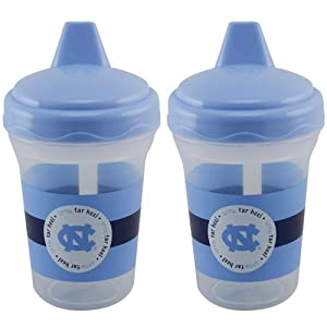 North Carolina Tar Heels Sippy Cup 2-Pack