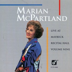 Marian McPartland: Live at Maybeck Recital Hall