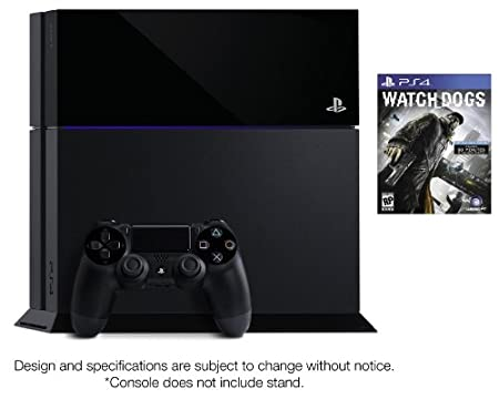 PlayStation 4 Watch Dogs Launch Day Bundle