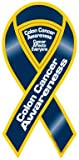 Colon Cancer Awareness Ribbon Magnet