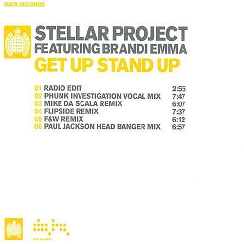 Stellar Project - Get Up Stand Up [6trx] - Zortam Music