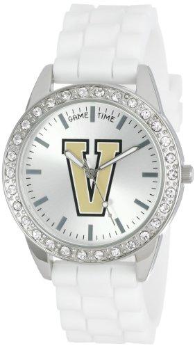 """Game Time Women'S Col-Fro-Van """"Frost"""" Watch - Vanderbilt"""