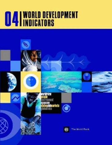 World Development Indicators 2004