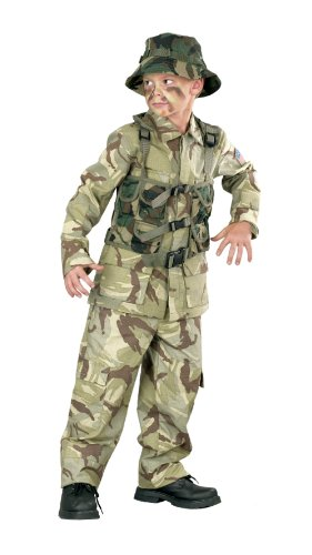 Delta Force Costume:toddler or Boys Army Marines Costume