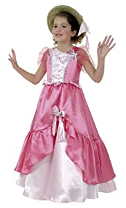 Cesar - B083-003 - Costume - Princesse - Cintre - Rose - 8/10 ans