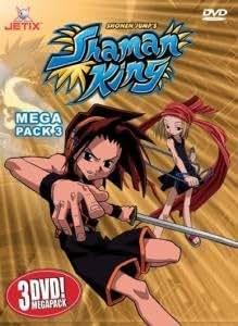 Shaman King - Mega Pack 3 (3 DVDs)