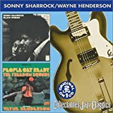 Black Woman/Freedom Sounds Sonny Sharrock & Wayne Hender