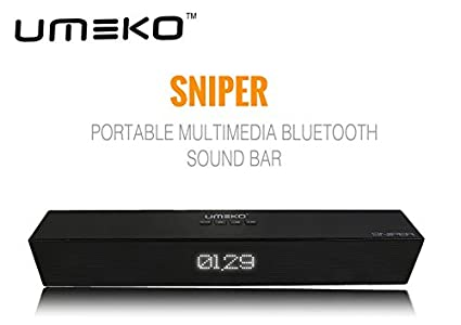 UMEKO-Sniper-Bluetooth-Speaker