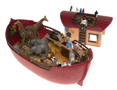 Fisher-Price Little People Noah's Ark Miniature, Boat