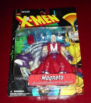 X-MEN Magneto With Removable Helmet And Shrapnel Hand by Marvel