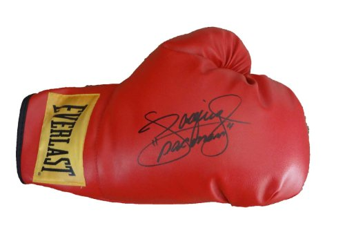 Manny Pacman Pacquiao Autographed Everlast Boxing Glove W/PROOF, Picture of Manny Signing For Us, Pound for Pound Best Fighter, World Champion, Fighter of the Year denny hamlin nascar driver signed autographed full size helmet a coa and the proof photos of the denny signing the helmet will be included