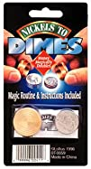 Nickels to Dimes Magic Trick