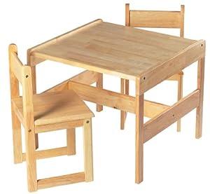 dominoes la table et deux chaises la table en bois table pour les enfants cuisine. Black Bedroom Furniture Sets. Home Design Ideas