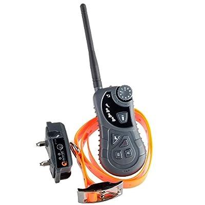 Aetertek At-218 100% Waterproof Dog Training Shock Collar for Sport Hunting Dogs E-collar 550 M