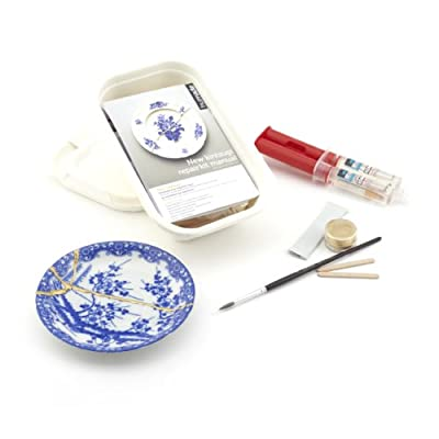 Kintsugi Gold Ceramic Repair Kit