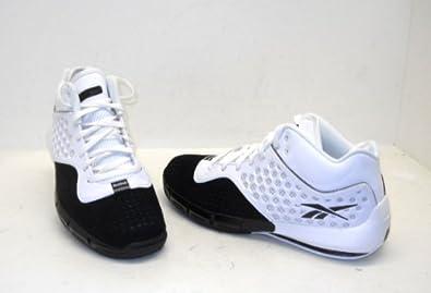 a658f9c3fee57 giaalsfgh: Reebok Men's ATR Make It Rain Basketball Shoes White ...