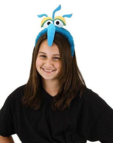 Elope The Muppets Gonzo Fuzzy Headband - 1