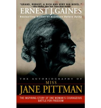 essay questions for the autobiography of miss jane pittman The autobiography of miss jane pittman begins with a note by the editor, who's a local schoolteacher near the plantation where jane pittman resides.