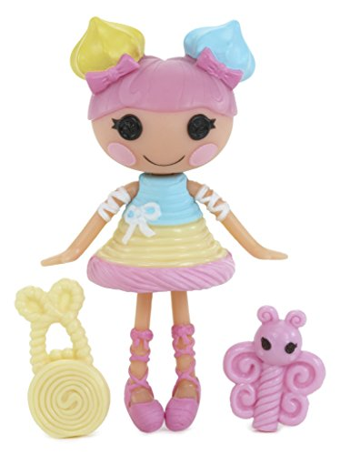Lalaloopsy Sugary Sweet Mini Doll- Blush Pink Pastry - 1