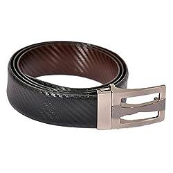 The Runner Italian Leather Reversible Belt