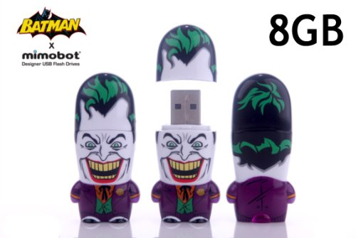 DC Comics The Joker 8GB USB Flashdrive