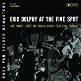 Eric Dolphy at the Five Spot, Vol. 1