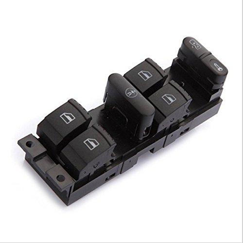 chrome-commutateur-commande-interrupteur-principal-controle-leve-vitre-pour-vw-volkswagen-1998-2004-