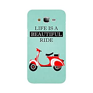 Fusion Gear Motor Cycle Case for Samsung Galaxy J7