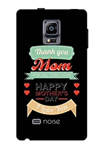 Noise Thank You Mom Printed Cover For Samsung Galaxy Note Edge