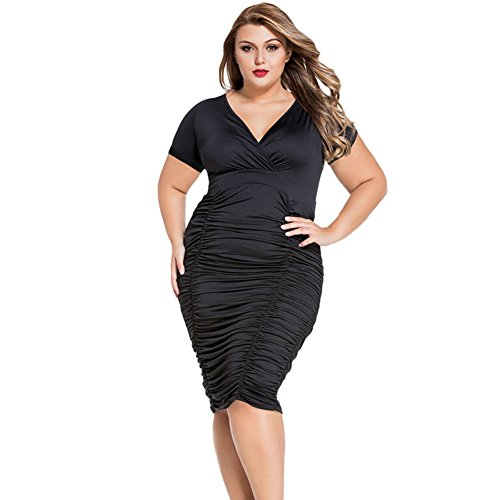 MEINICE - Abito - Donna Black X-Large