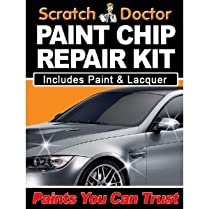 Audi Paint Repair mit Phantom Schwarz LZ9Y Touch Up Paint.