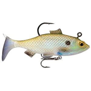 Storm Live Gizzard Shad Fishing Lure