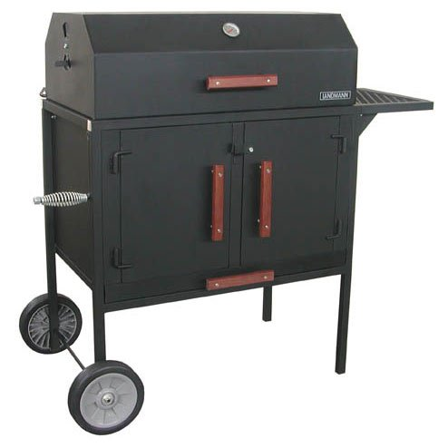Landmann 590130 Black Dog 28 Charcoal Grill