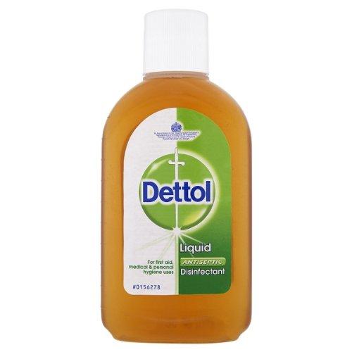 Dettol Liquid Antiseptic Disinfectant 250ml - Pack of 12