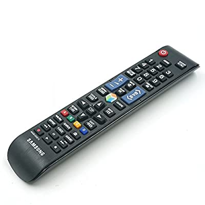 Generic Replacement Aa59-00594a Tv 3d Smart Player Remote Control for Samsung Tv