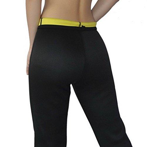 c752e66a94 Super Stretch Neoprene Slimming Pants Body Shapers (L)
