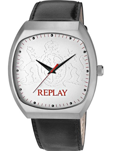 Replay GT Herrenuhr Quarz Lederarmband RX5604AH