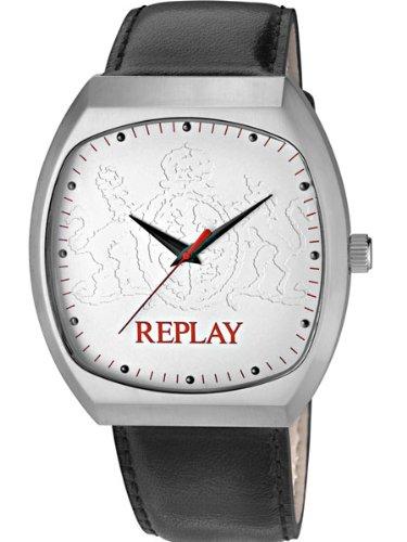 Replay GT Herrenuhr Quarz Lederarmband RX5604AH