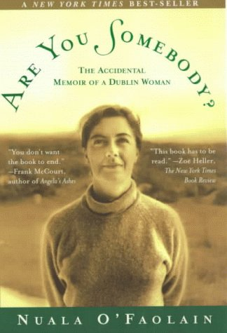 Image for Are You Somebody? : The Accidental Memoir of a Dublin Woman