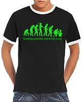Touchlines Herren T-Shirt Something