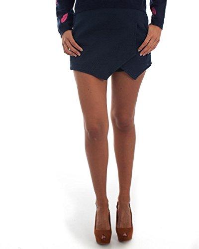 Shorts Naf Naf Elary Blu Navy 42 Blue