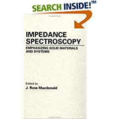 Impedance Spectrocopy: Emphasizing Solid Materials and Systems